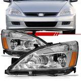 Farol-Accord-2003-a-2007-Mascara-Cromada-Lado-Esquerdo-Motorista