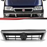 Grade-Dianteira-Ducato-2005-2006-2007-2008-2009-2010-2011-2012-2013-com-Moldura-Cinza
