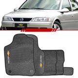 Tapete-Carpete-Personalizado-Grafite-Vectra-1997-1998-1999-2000-2001-2002-2003-2004-2005-Logo-Chevrolet-Bordado-2-Lados-Dianteiro
