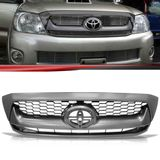 Grade-Hilux-Srv-2009-2010-2011-Serve-2005-2006-2007-2008-Cinza
