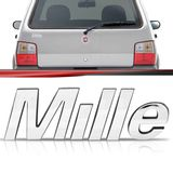 Emblema-Tampa-Porta-Malas-Mille-2004-2005-2006-2007-2008-2009-2010-2011-2012-2013-Cromado