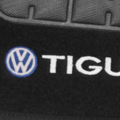 Tapete-Carpete-Preto-Tiguan-2009-2010-2011-2012-2013-2014-Logo-Bordado-2-Lados-Dianteiro