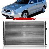 Radiador-Polo-Classic-1.8-1999-2000-2001-2002-Cordoba-Ibiza-Inca-com-Ar-Condicionado