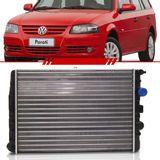 Radiador-Gol-Parati-1.0-8v-16v-Mi-Ea111-1996-1997-1998-1999-2000-2001-2002-2003-2004-2005-2006-2007-2008-2009-com-Ar-Condicionado