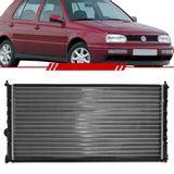 Radiador-Golf-Alemao-1.8-2.0-1995-1996-1997-com-Ar-Condicionado