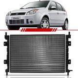 Radiador-Fiesta-Hatch-Rocam-1.0-1.6-2000-2001-2002-2003-2004-2005-2006-2007-Ka-2009-2010-2011-com-Ar-Condicionado