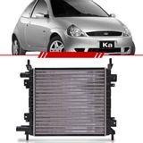 Radiador-Ka-1.0-1.6-Rocam-2000-2001-2002-2003-2004-2005-2006-2007-2008-com-Ar-Condicionado-Transmissao-Mecanica