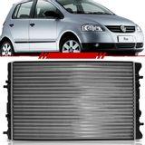 Radiador-Fox-1.0-1.6-8v-2003-2004-2005-Polo-com-Ar-Condicionado-Transmissao-Manual
