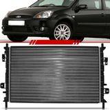 Radiador-Fiesta-1.0-1.6-2003-2004-2005-2006-2007-2008-2009-Courier-Ecosport-com-e-sem-Ar-Condicionado