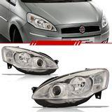 Farol-Idea-2011-a-2014-Mascara-Cromada-Lado-Esquerdo-Motorista