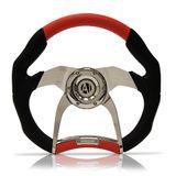 Volante-Esportivo-Helix-Vermelho-350mm