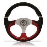 Volante-Esportivo-Viper-Vermelho-320mm