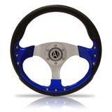 Volante-Esportivo-Python-Azul-320mm