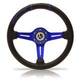 Volante-Esportivo-Driver-Azul-320mm