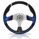 Volante-Esportivo-Hawk-Azul-320mm