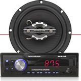 Combo-Radio-Mp3-Player-Jab---Par-Alto-Falante-Qr-654-6.5-Polegadas-Quadriaxial-80-Watts-Rms