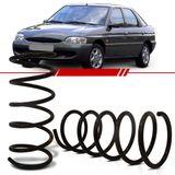 Par-Molas-Dianteira-Escort-Zetec-Hatch-1.8-16v-1997-1998-1999-2000-2001-2002-2003-Sedan-com-Ar-Condicionado