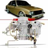 Carburador-Original-Brosol-Chevette-Marajo-Chevy-500-1984-1985-1986-Motor-1.6-a-Gasolina-Completo