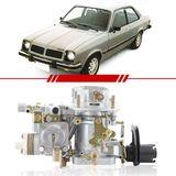 Carburador-Chevette-Marajo-Chevy-500-1978-1979-1980-1981-1982-a-Gasolina-Completo