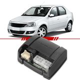 Modulo-de-Vidro-Eletrico-Positron-Pronnect-440-Dedicado-Logan-2011-a-2013-Sandero-Duster-4-Portas-Completo-Automatizado