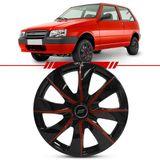 Calota-Prime-Black-Red-Esportiva-Aro-13-Universal-4x100-4x108