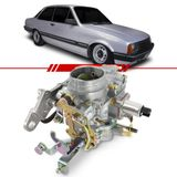 Carburador-Chevette-Junior-1992-1993-Motor-1.0-a-Gasolina-Completo