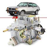 Carburador-Chevette-Chevy-500-Marajo-1982-1983-1984-a-Gasolina-Completo