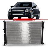 Radiador-Fusion-2.3-16v-2006-2007-2008-2009-2010-2011-com-Ar-Condicionado-com-e-sem-Transmissao-Automatica