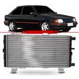 Radiador-Escort-1.0-1.6-8v-1989-1990-1991-1992-1993-1994-1995-1996-Apollo-com-e-sem-Ar-Condicionado