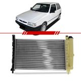 Radiador-Uno-1.5-8v-1987-1988-1989-1990-1991-1992-1993-Fiorino-Premio-com-e-sem-Ar-Condicionado