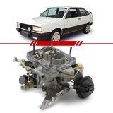 Carburador-Gol-Parati-Saveiro-Quadrado-1985-1986-1987-1988-1989-1990-1991-1992-1993-1994-1995-Voyage-Motor-Ap-e-Cht-1.6-a-Gasolina-Completo