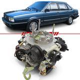Carburador-3e-Santana-Quantum-1988-1989-1990-1991-1992-Royalle-Versailles-a-Gasolina-Completo