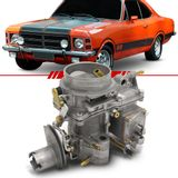 Carburador-Opala-Caravan-1973-1974-1975-1976-1977-1978-1979-1980-1981-1982-1983-1984-1985-1986-1987-1988-1989-4-Cilindros-a-Gasolina-Completo