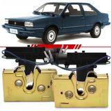 Combo-Santana-Quantum-1984-1985-1986-1987-1988-1989-1990-Kit-Fechadura-4-Portas---Kit-Trava-Eletrica-Dupla-Serventia