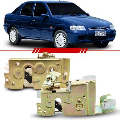 Combo-Escort-1997-1998-1999-2001-2002-Kit-Fechadura-4-Portas-Predisposta-Para-Trava-Eletrica