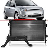 Combo-Fiesta-1.0-1.6-2003-2004-2005-20062007-Radiador---Suporte-com-e-sem-Ar