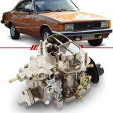 Carburador-Opala-Caravan-Pick-Up-1980-1981-1982-1983-1984-1985-1986-1987-1988-1989-4-Cilindros-a-Alcool-Completo