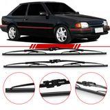 Par-de-Palhetas-Steel-Standard-Dianteira-Escort-Verona-Taurus-1993-a-1996-Mustang-Limpador-de-Parabrisa-Modelo-Rodo-20-Polegadas