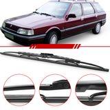 Palheta-Standard-Traseira-Renault-21-Nevada-1989-1990-1991-1992-1993-1994-Limpador-de-Parabrisa-Modelo-Rodo-Flexivel-18-Polegadas