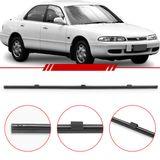 Refil-Lamina-Borracha-Palheta-Mazda-626-Mpv-Mx3-1991-1992-1993-1994-1995-1996-1997-1998-Wagon-Limpador-de-Parabrisa-Modelo-Rodo-20-Polegadas