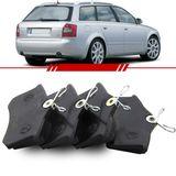 Jogo-Pastilha-de-Freio-Traseira-Audi-A4-1997-1998-1999-2000-2001-2002-2003-2004-Avant-1.6-1.8-1.9-Sistema-Varga