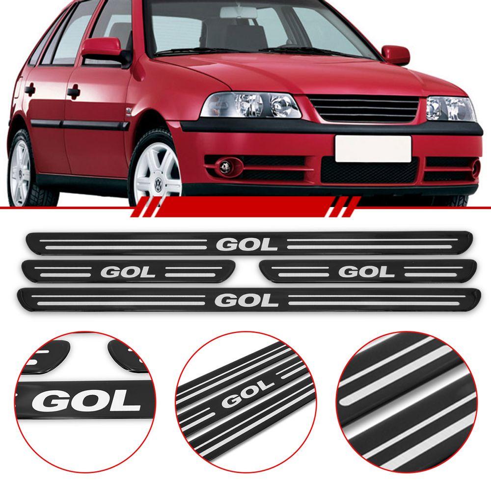 17 Acura Tl 1999 2000 2001 2002 2003 2004 2005 2006 2007: Jogo Soleira Resinada De Porta Volkswagen Personalizada