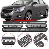 Jogo-Soleira-Resinada-de-Porta-Chevrolet-Personalizada-Cobalt-2011-2012-2013-2014-2015-2016-4-Pecas-Larga-Preta