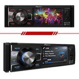 Dvd-Player-1-Din-Pioneer-Dhv8880avbt-3.5-Polegadas-Wide-Screen-Usb-Bluetooth-Am-fm-Auxiliar-Frontal-Android