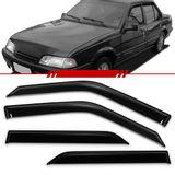 Jogo-Calha-de-Chuva-Monza-Tubarao-1991-1992-1993-1994-1995-1996-Defletor-4-Portas