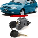 Macaneta-Externa-Tampa-do-Porta-Malas-Gol-1995-1996-1997-1998-1999-2-e-4-Portas-Mecanica-Cinza-com-Chave