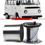 Cubo-Para-Volante-Kombi-1975-a-2013-sem-Chaveta-com-Capa-de-Aluminio
