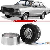 Cubo-Para-Volante-Corcel-Ii-1976-1977-1978-1979-1980-1981-1982-1983-1984-1985-1986-Belina-Ii-com-Capa-de-Plastico-Preta