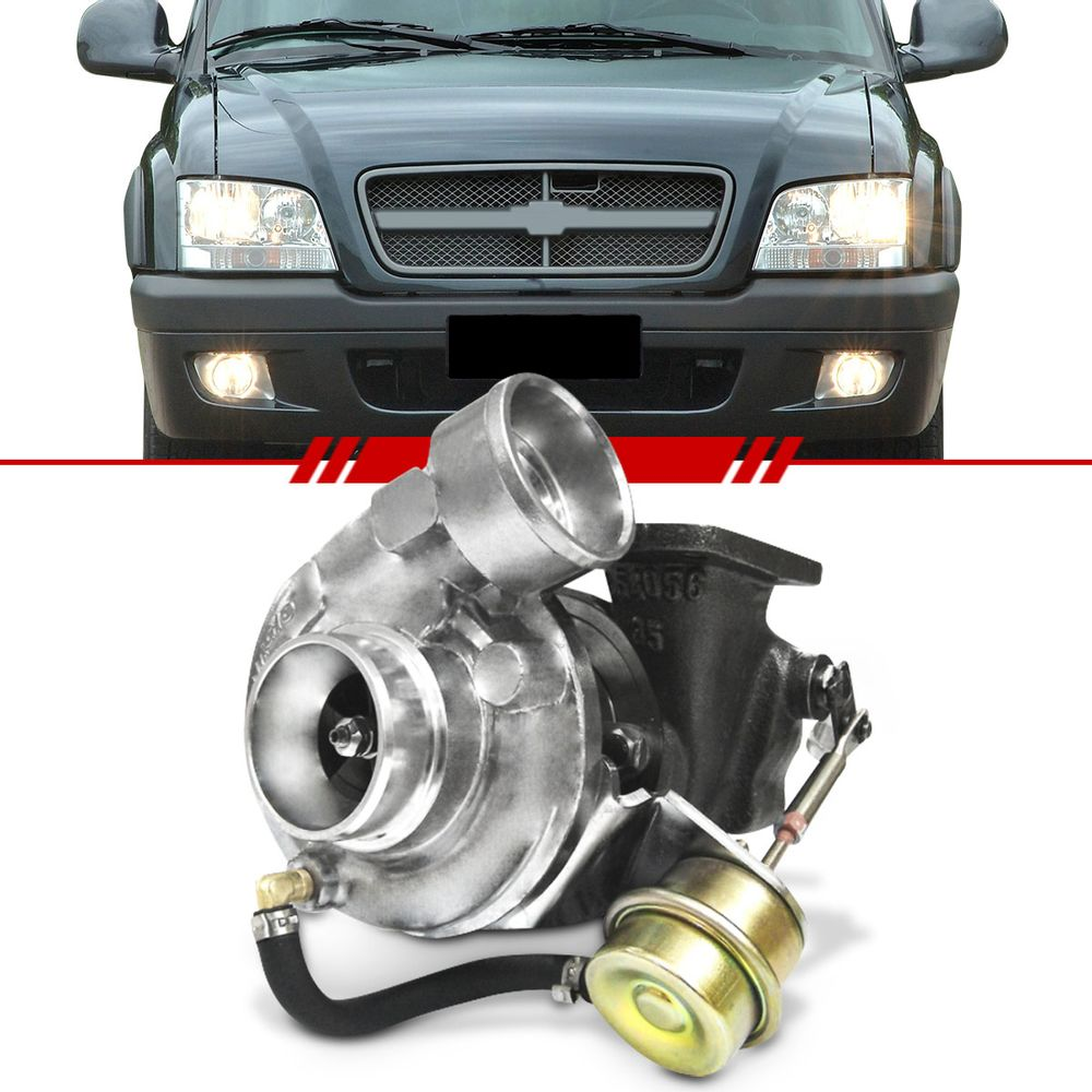 Turbina S10 Diesel Motor Maxion Hsd Turbo Arsenalcar