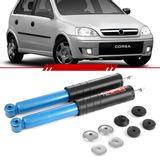 Par-Amortecedor-Traseiro-Corsa-Hatch-2003-2004-2005-2006-2007-2008-2009-2010-2011-2012-Sedan-Maxx-Joy-Premium-Esportivo